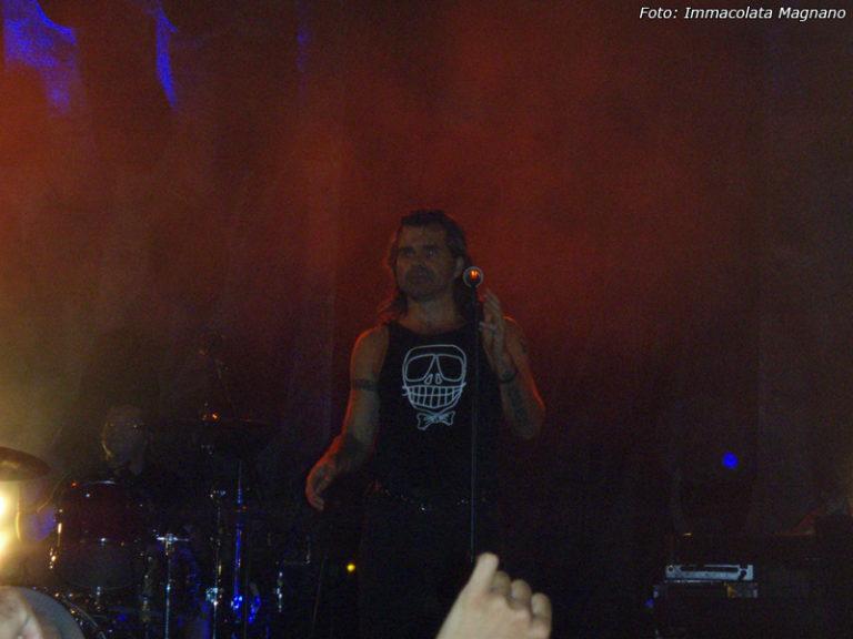 Piero Pelù - Budoni - Fenomeni Live Tour - Foto: Immacolata Magnano
