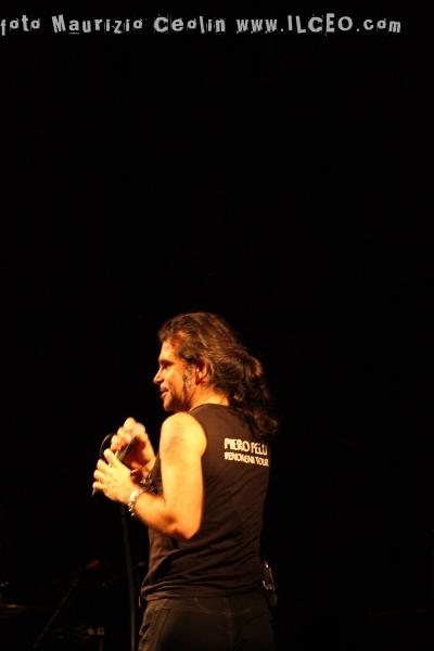 Piero Pelù - Azzano Decimo - Fenomeni Live Tour - Foto: Maurizio Ceolin