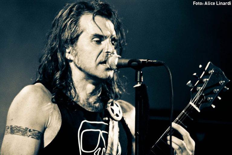 Piero Pelù - Budoni - Fenomeni Live Tour - Foto: Alice Linardi