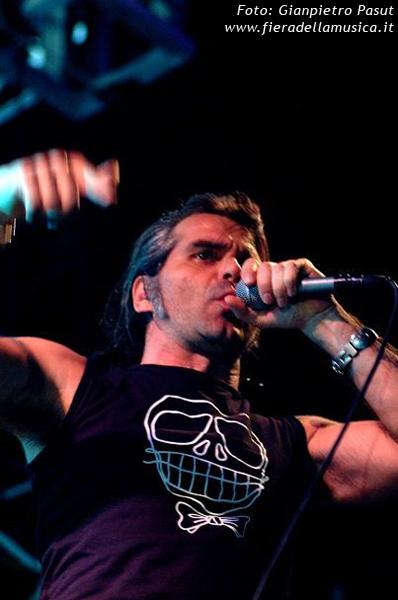 Piero Pelù - Azzano Decimo - Fenomeni Live Tour - Foto: Gianpietro Pasut