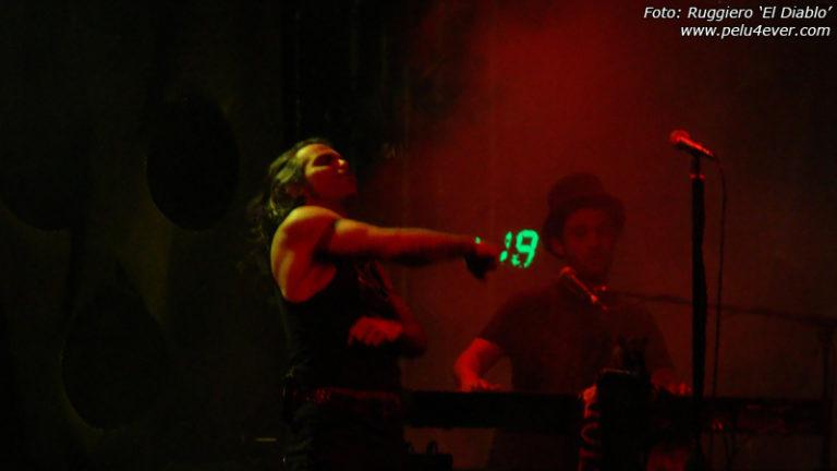Piero Pelù - Barletta - Fenomeni Live Tour - Foto: Ruggiero Lamacchia