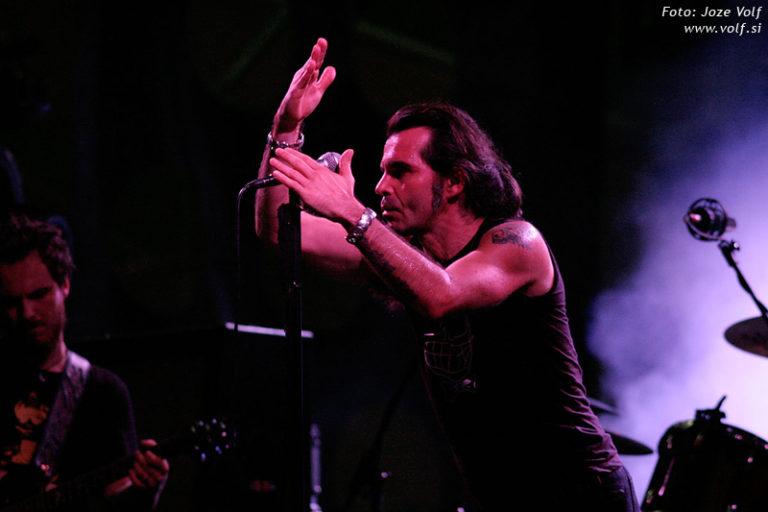 Piero Pelù - Azzano Decimo - Fenomeni Live Tour - Foto: Joze Volf