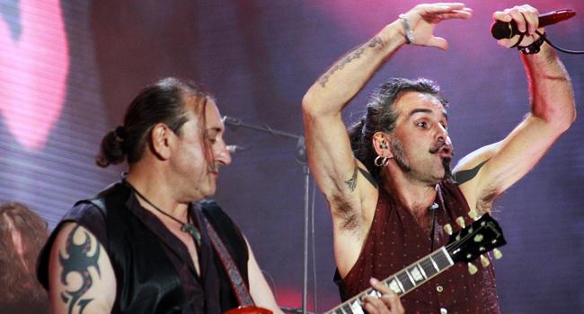 Litfiba - Torino - MTV Days