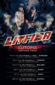 litfiba eutopia instore tour