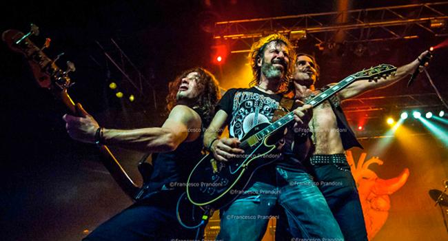 Piero Pelù - Milano - Rock Identikit Tour - Foto: Francesco Prandoni