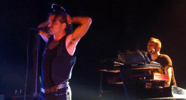 Piero Pelù - Padova - Rock Identikit Tour