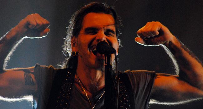 Piero Pelù - Roma - Rock Identikit Tour
