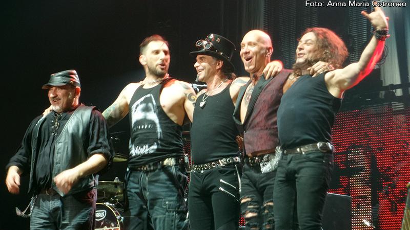 Litfiba - Milano - Eutòpia Tour