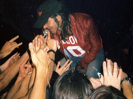 piero pelù figline valdarno raduno fun club 2003