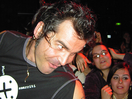 piero pelù firenze raduno fun club 2004