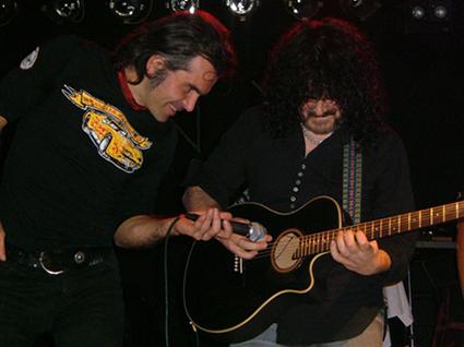 piero pelù raduno fun club 2005 firenze