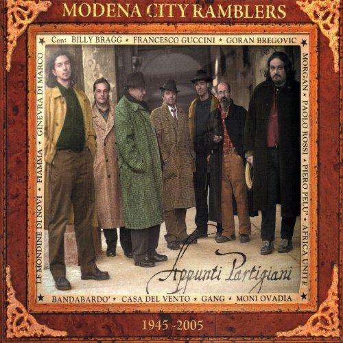 modena city ramblers appunti partigiani