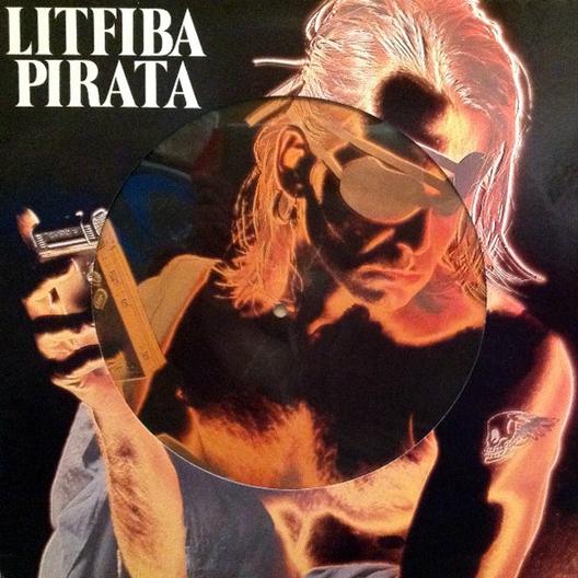 litfiba pirata picture disc