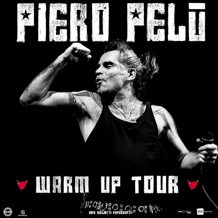 piero pelù warm up tour