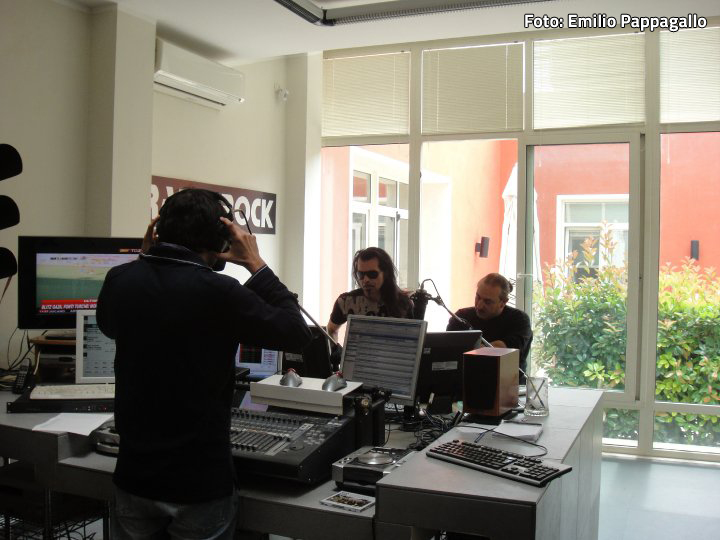 Litfiba Roma Radio Rock