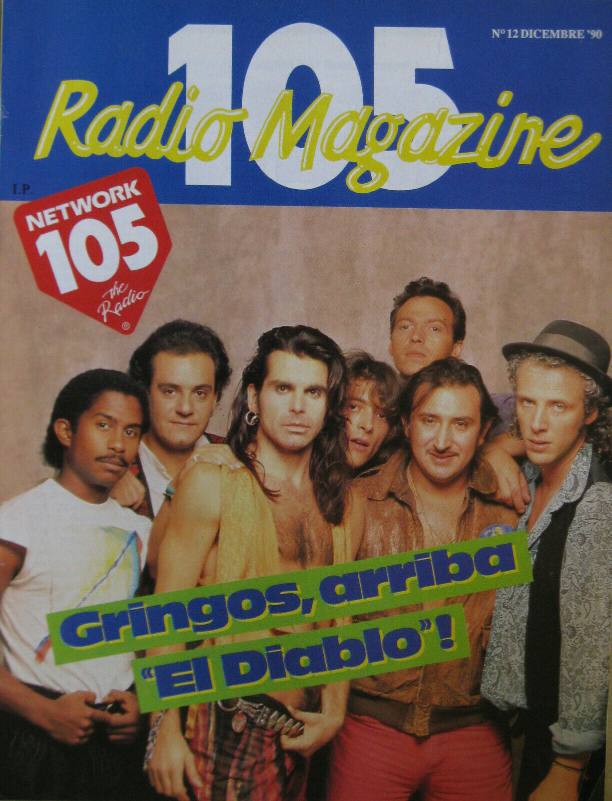 1990 - Radio 105 Magazine