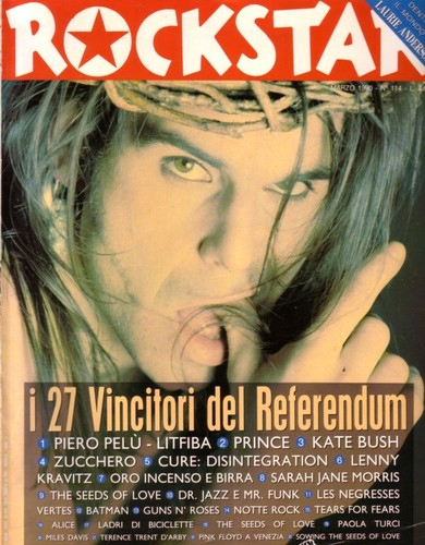 1990 - Rockstar