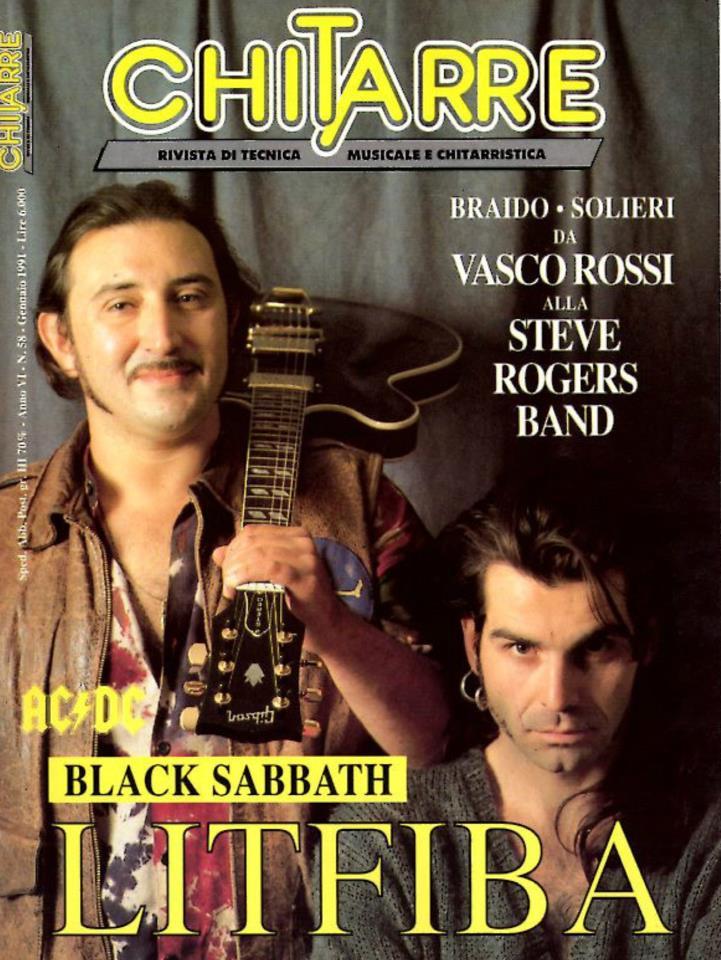 1991 - Chitarre