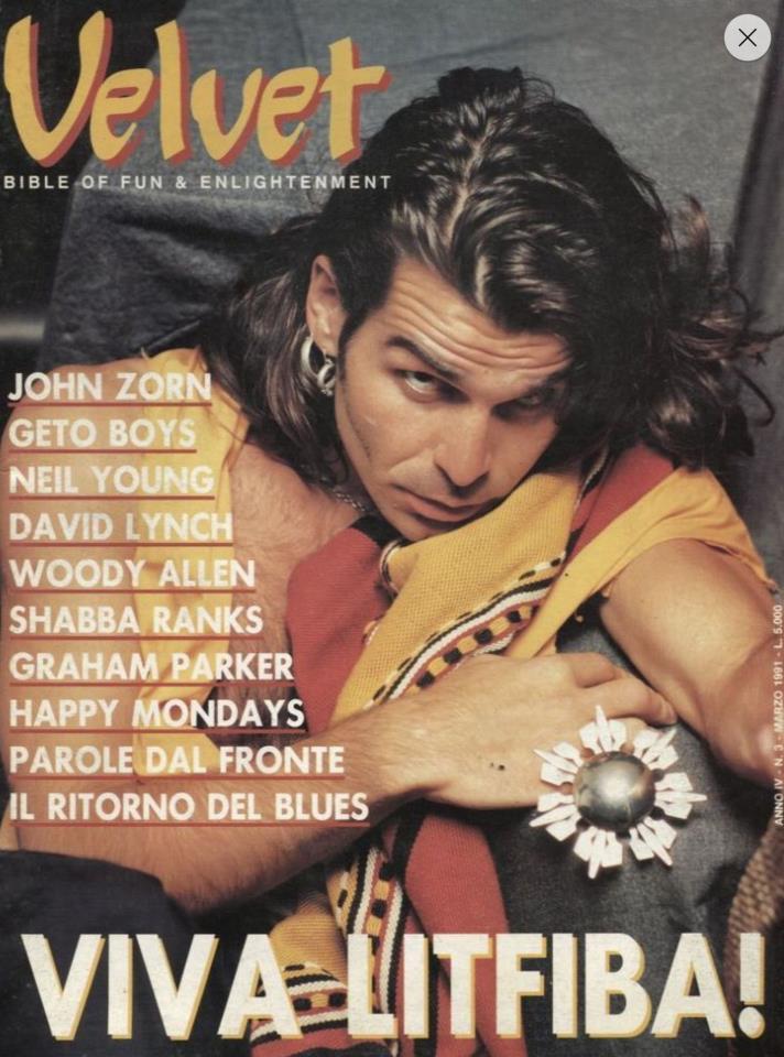1991 - Velvet