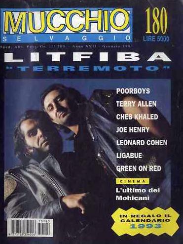 1993 - Mucchio Selvaggio