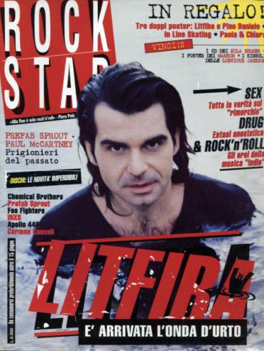 1997 - Rockstar