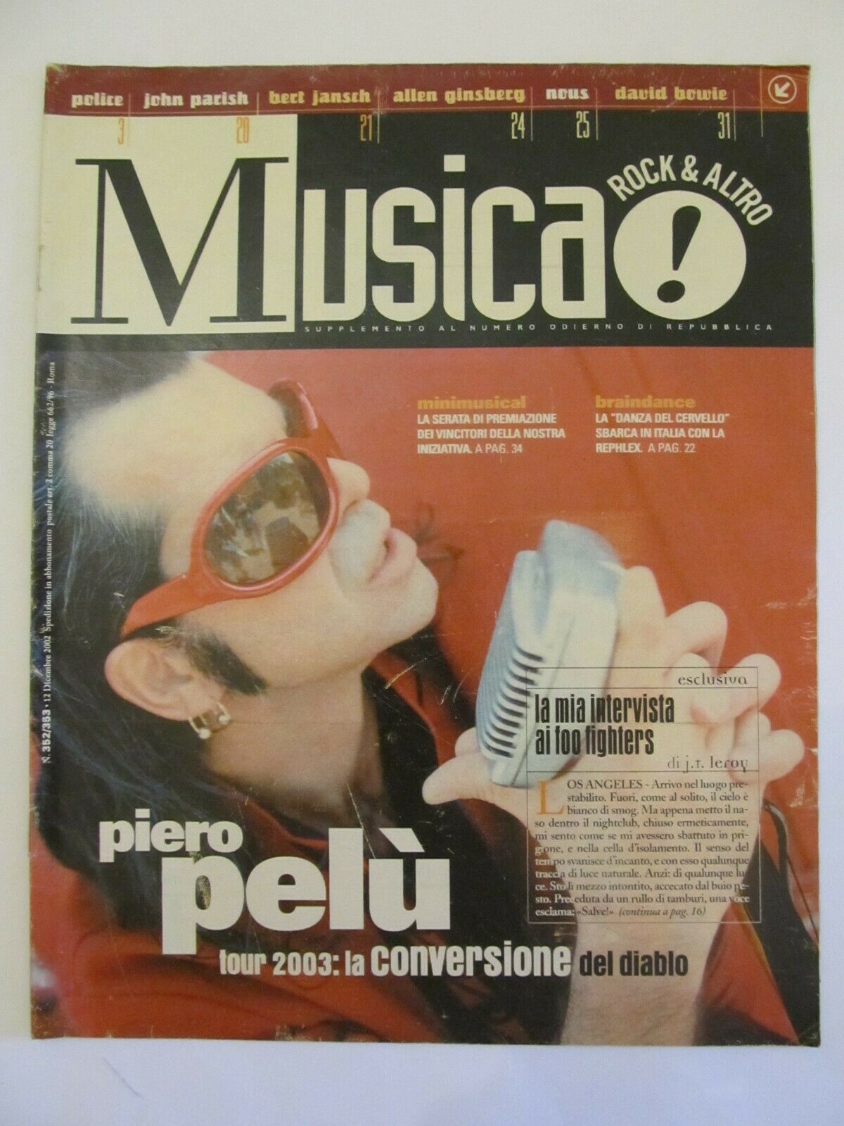 2003 - Musica!