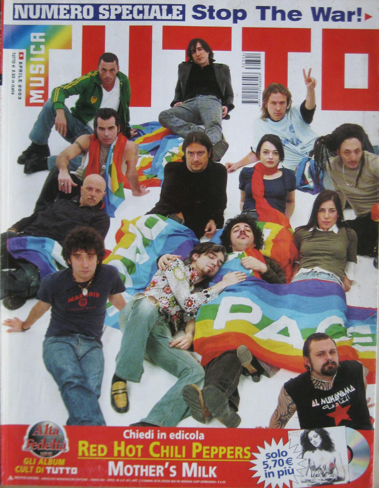 2003 - Tutto Musica