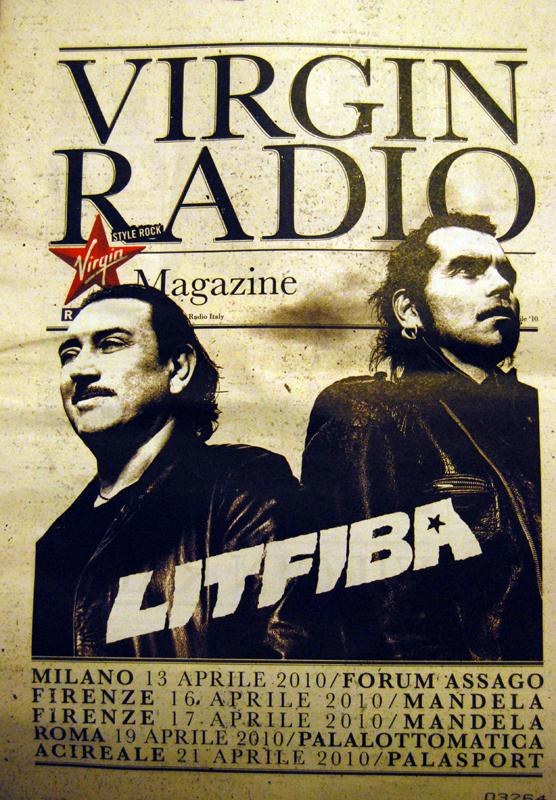 2010 - Virgin Radio