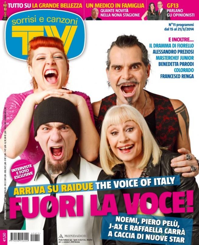2014 - TV Sorrisi e Canzoni