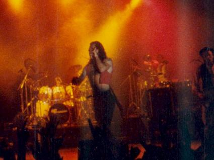 Litfiba Lugano El Diablo Tour 1991