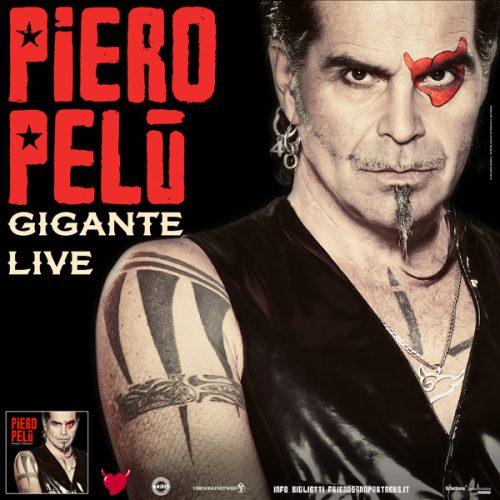 Gigante Live Tour - Piero Pelù